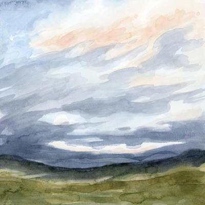Windswept Horizon I by Grace Popp