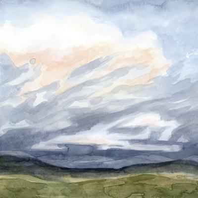 Windswept Horizon II by Grace Popp