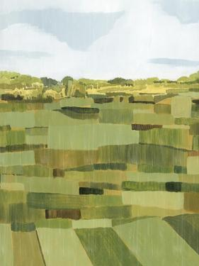 Woven Pasture I by Grace Popp