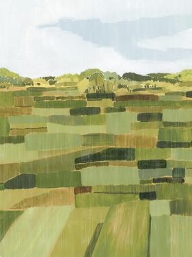 Woven Pasture II by Grace Popp