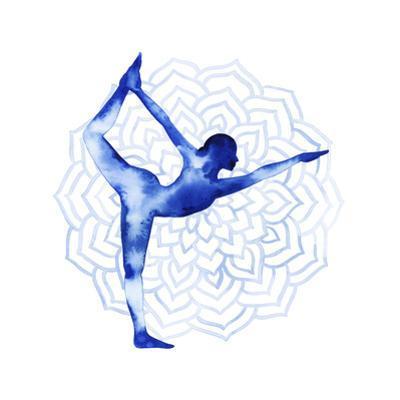 Yoga Flow I by Grace Popp