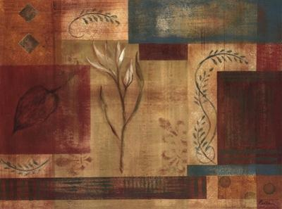 Abstract Floral I by Grace Pullen