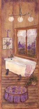 Bath in Lavender II by Grace Pullen