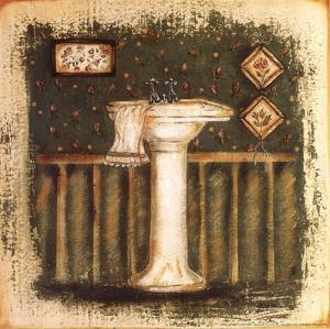 Bathroom Sink by Grace Pullen