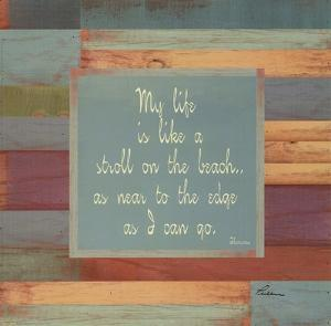 Beaches Quotes II by Grace Pullen