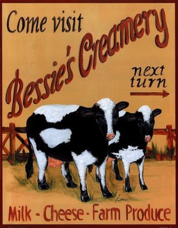 Bessie's Creamery by Grace Pullen