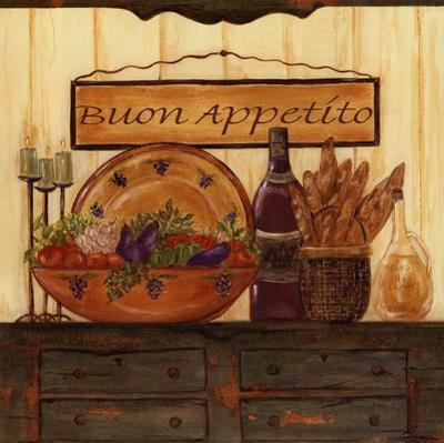 Buon Appetito by Grace Pullen