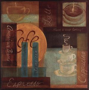 Cafe by Grace Pullen