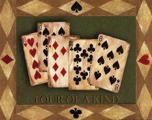 Four of a Kind by Grace Pullen
