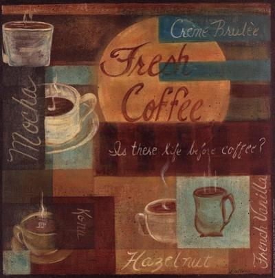 Fresh Coffee II by Grace Pullen