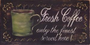 Fresh Coffee by Grace Pullen