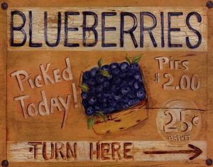 Fruit Stand I by Grace Pullen