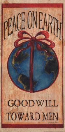 Peace on Earth by Grace Pullen