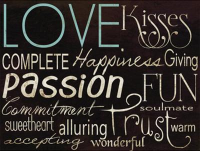 Simple Speak Love 1 by Grace Pullen
