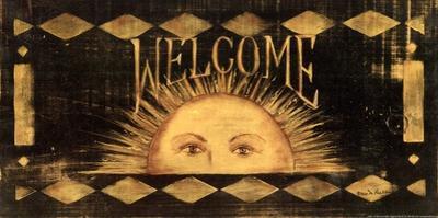 Welcome Sun by Grace Pullen