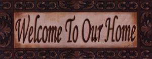 Welcome To Our Home by Grace Pullen