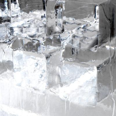 Ice Blocks I by Graeme Montgomery