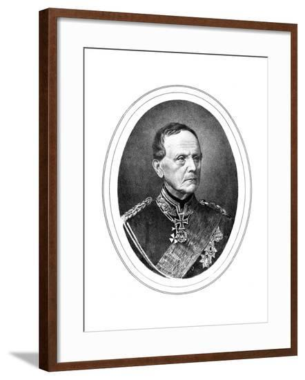 Graf Von Moltke--Framed Giclee Print