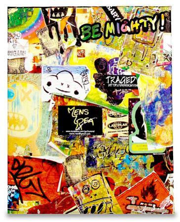 Graffiti Tyvek Mighty Case Tablet