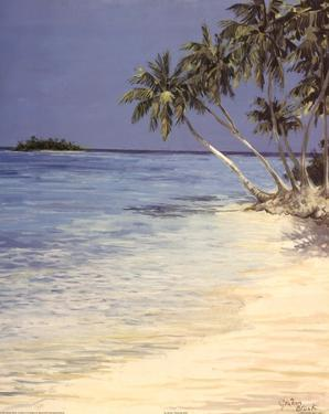 Tropical Inlet by Graham Brock