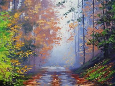 Autumn Forest by Graham Gercken