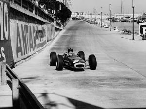 Graham Hill, Monaco Grand Prix, 1964