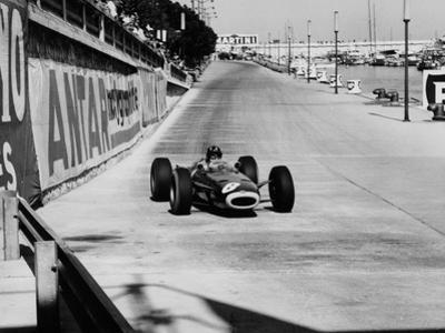 Graham Hill, Monaco Grand Prix, 1964