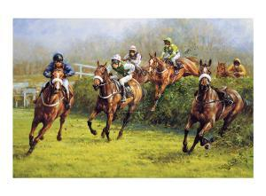 The Grand National (Monty's Pass) by Graham Isom