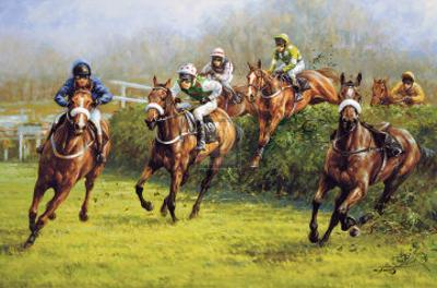 The Grand National (Monty's Pass)