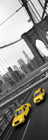 Two Yellow Cabs