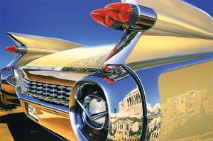 Cadillac Eldorado '59 in Athens by Graham Reynold
