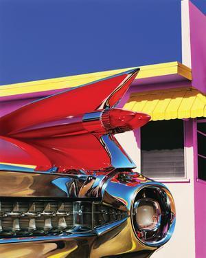 Cadillac Eldorado '59 by Graham Reynold