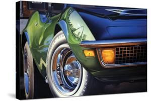 Corvette 1970 in St. Louis by Graham Reynold