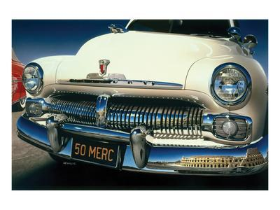 Ford Mercury '50 in Roma