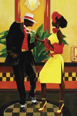 Yellow Dress by Graham Reynold