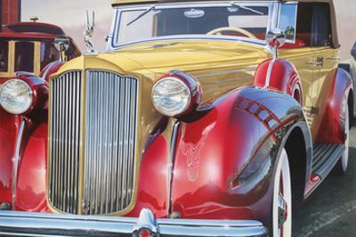 1938 Packard Phaeton Body, San Francisco