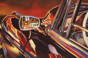 1956 Mercedes 220, Las Vegas by Graham Reynolds
