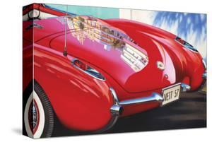 1957 Corvette by Graham Reynolds