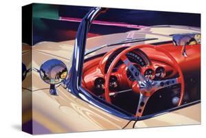 1958 Corvette by Graham Reynolds