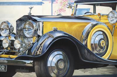 '34 Rolls Royce by Graham Reynolds