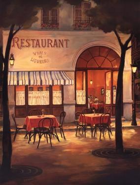 Evening Restaurant by Graham Reynolds