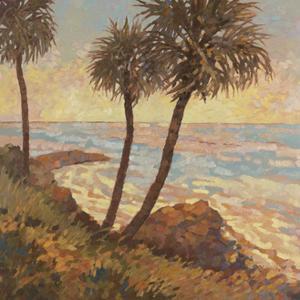 Palm Breeze I by Graham Reynolds