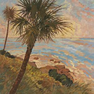 Palm Breeze II by Graham Reynolds