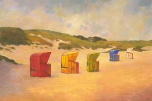 Summer Beach II by Graham Reynolds