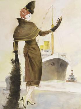 Vintage Lady III by Graham Reynolds