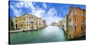 Grand Canal & Basilica Venice