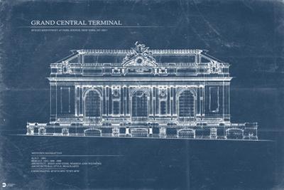 Grand Central Sketch