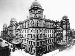 Grand Central Station, Ca. 1900