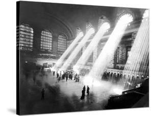 Grand Central Station, New York