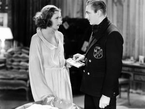 Grand Hotel, from Left, Greta Garbo, John Barrymore, 1932